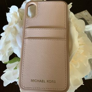 Michael Kors iPhone X Card Case